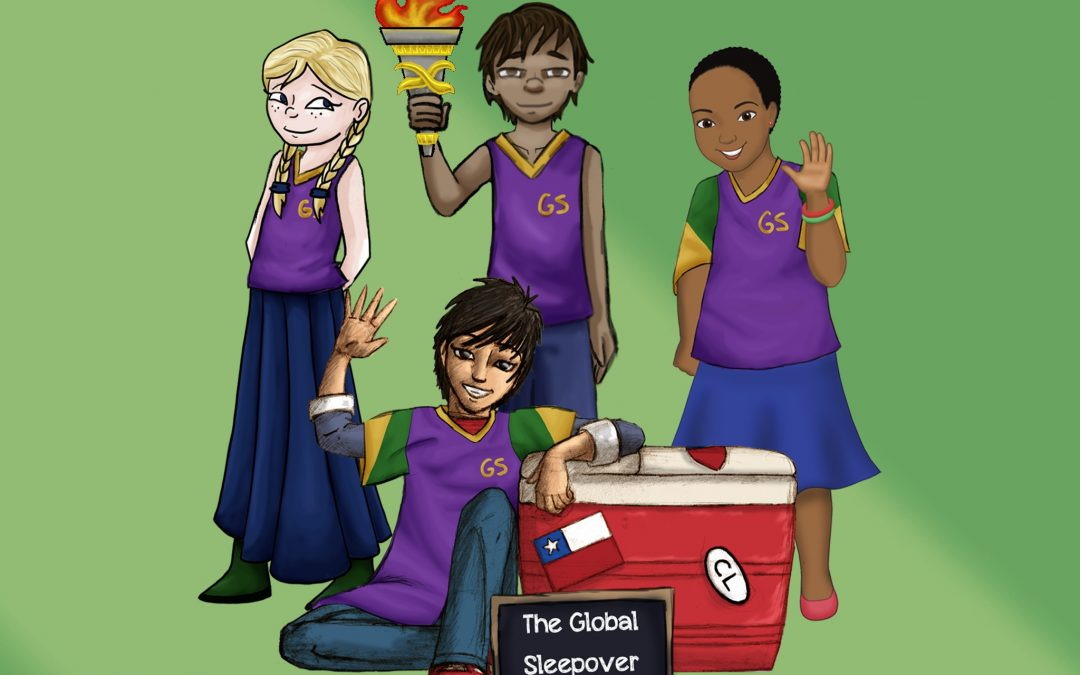 The Olympics, Kids and Global Education