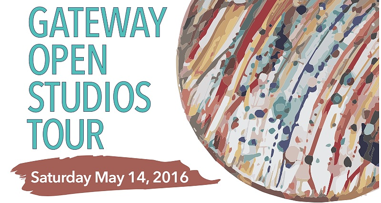 Featured Artist: Gateway Open Studio Tours 2016