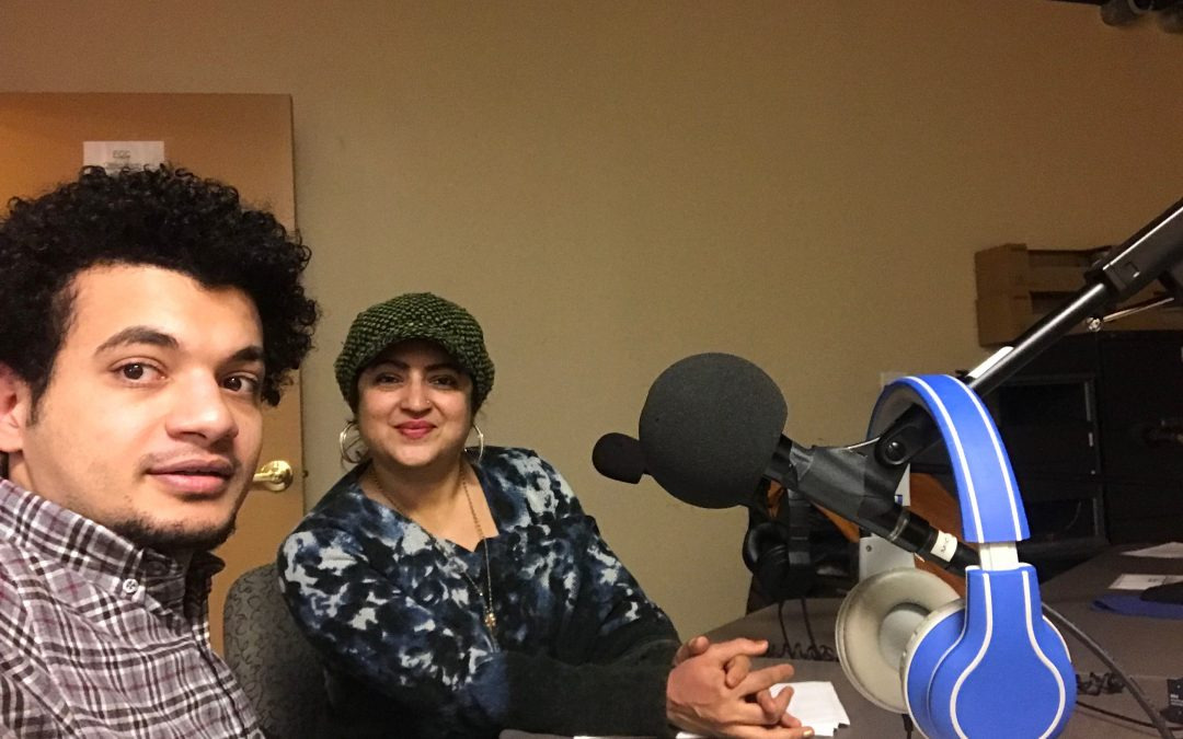 Global Sleepover Featured on WPFW Radio 89.3